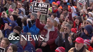 March for Life Draws Huge Crowds in Washington