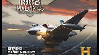 1982 MALVINAS LA GUERRA DESDE EL AIRE (Incluye Trailers 1 y 2)