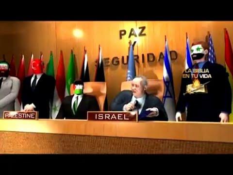 Pr. Ricardo Claure. Paz y seguridad en Israel nos anuncia el fin