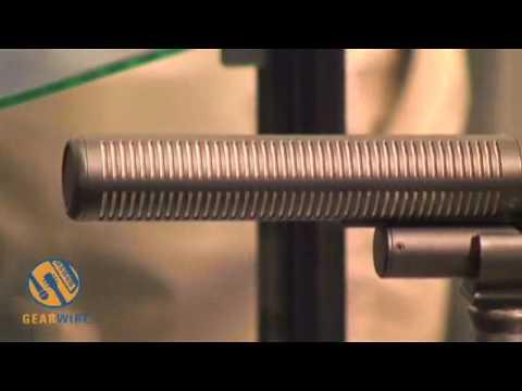 AES Vienna Video: MMS-5 Surround Mic From Sanken