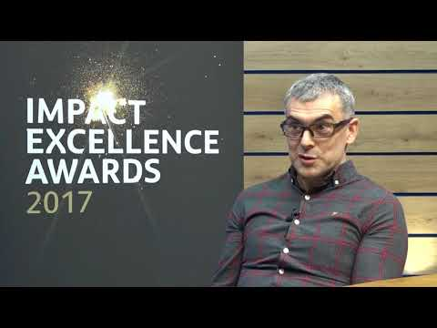 Justin Magee Case Study Impact Excellence Awards