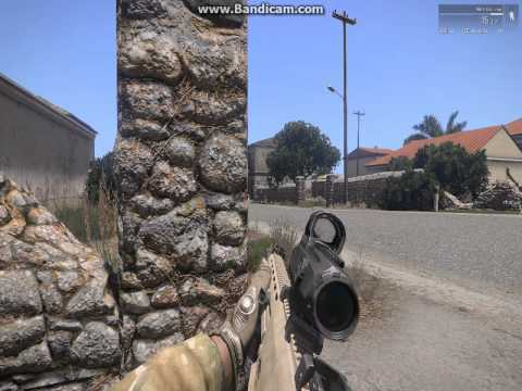 DZAI Arma 3 Port (Test Run) - YouTube