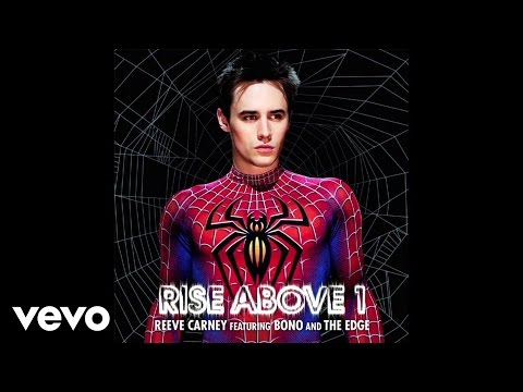 Reeve Carney feat. Bono and The Edge - Rise Above 1 (Audio)