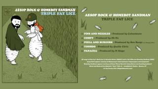 Aesop Rock & Homeboy Sandman - Lice 3: Triple Fat Lice (Official Audio)