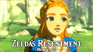 Zelda's Resentment - Recovered Memory #5 - The Legend of Zelda: Breath of the Wild