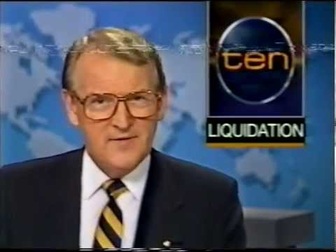 Network Ten in Liquidation- May 1991.