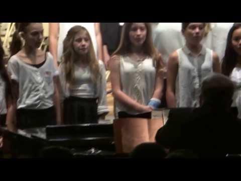 EastBrook Middle School Spring Concert