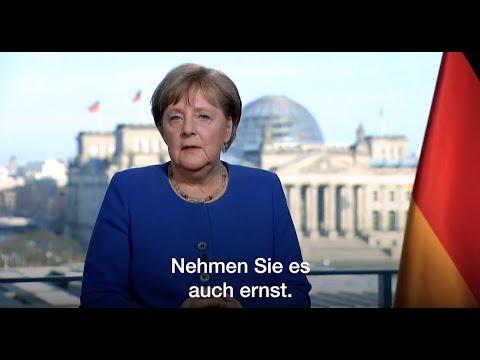 Merkels Ankündigung der faschistischen Diktatur in Deutschland
