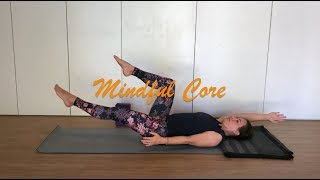 Mindful core  - intro & practice