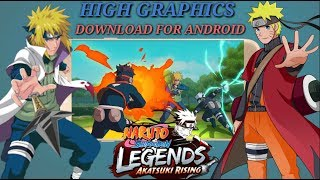 download naruto shippuden for ppsspp highly compressed