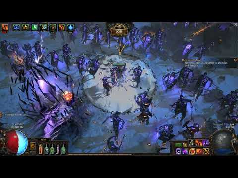 [3.7] Path of Exile   Guide to the location of the general at the opening of the monolith