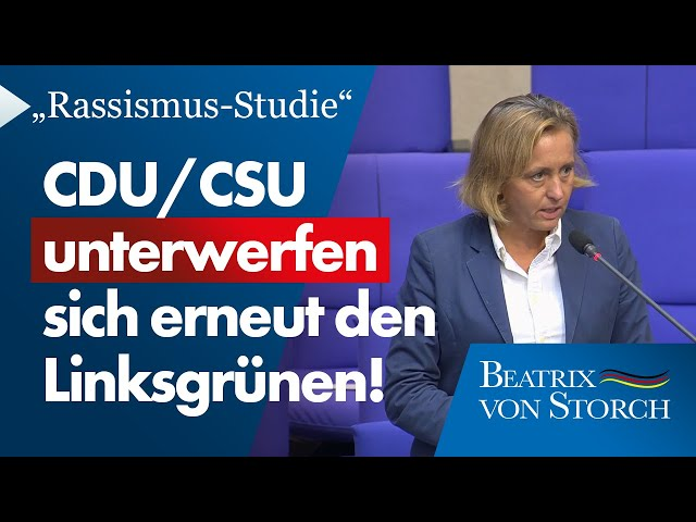 Beatrix von Storch (AfD) - Innenministerium gibt zu: