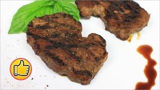Стейки в Медово-Горчичном Маринаде | Beef Steaks Recipe