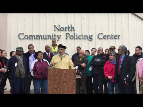 Outreach to Address Community Safety Concerns in Immigrant a