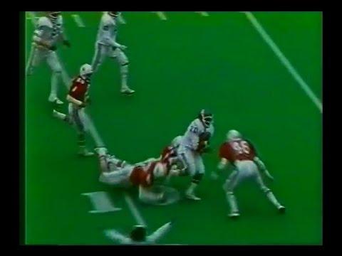 1978 NCAA Football Oklahoma at Nebraska