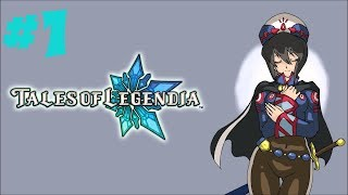 Tales of Legendia Walkthrough Gameplay Part 1 - No Commentary HD (PS2)