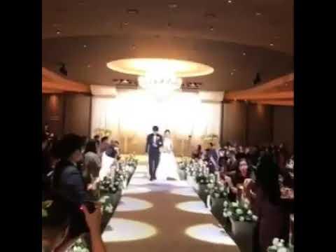 jisoo-singing-to-her-brother-wedding-#blackpinkjisoo