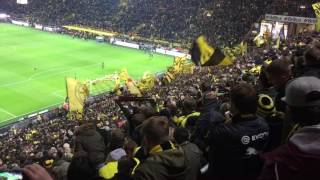 BVB 09 - Fc Bayern Abfiff Südtribüne 19.11.2016 Sieg