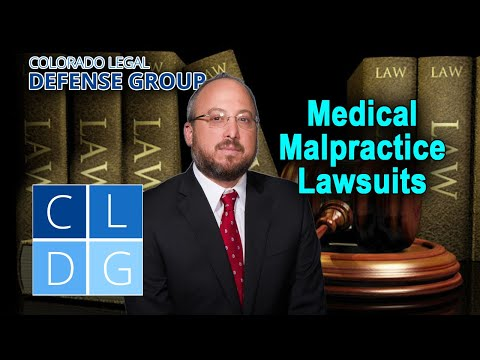 Bringing a medical malpractice claim in Colorado – 4 Key Things to Know