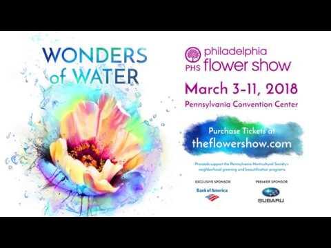 Philadelphia flower show coupon code 2018