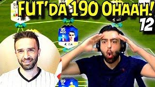 190 Lik Rüya Rakip ● Müthis Frikik Golü | Fifa 16 Ultimate Team | 12.Bölüm | Ps4