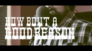 Gimme A Reason Lyric Video - The Lowdown Drifters