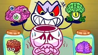 Replace The Brains - Pencilanimation Short Animated Film