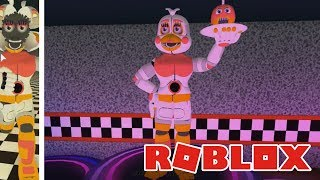 NEUES UPDATE! Roblox Funtime Chica NEUE Animatronic! Schwester-Standort-Update!