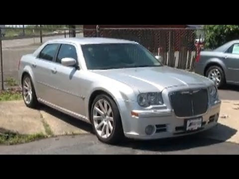 2006 Chrysler 300 C SRT8 6.1 Hemi V8 425-hp Woodbridge NJ Used Car ...