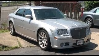 Chrysler Srt8 Hemi V8