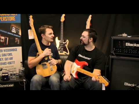 Guitar history with Capt Lee Anderton