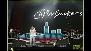 Chainsmokers - Don't let me down,  LIVE at Global Citizen Festival 2017, New York! Wild audience!
