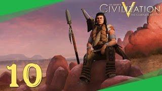 Civilization 5 ➤ #10 ➤ Zakládáme Náboženství [CZ LP]