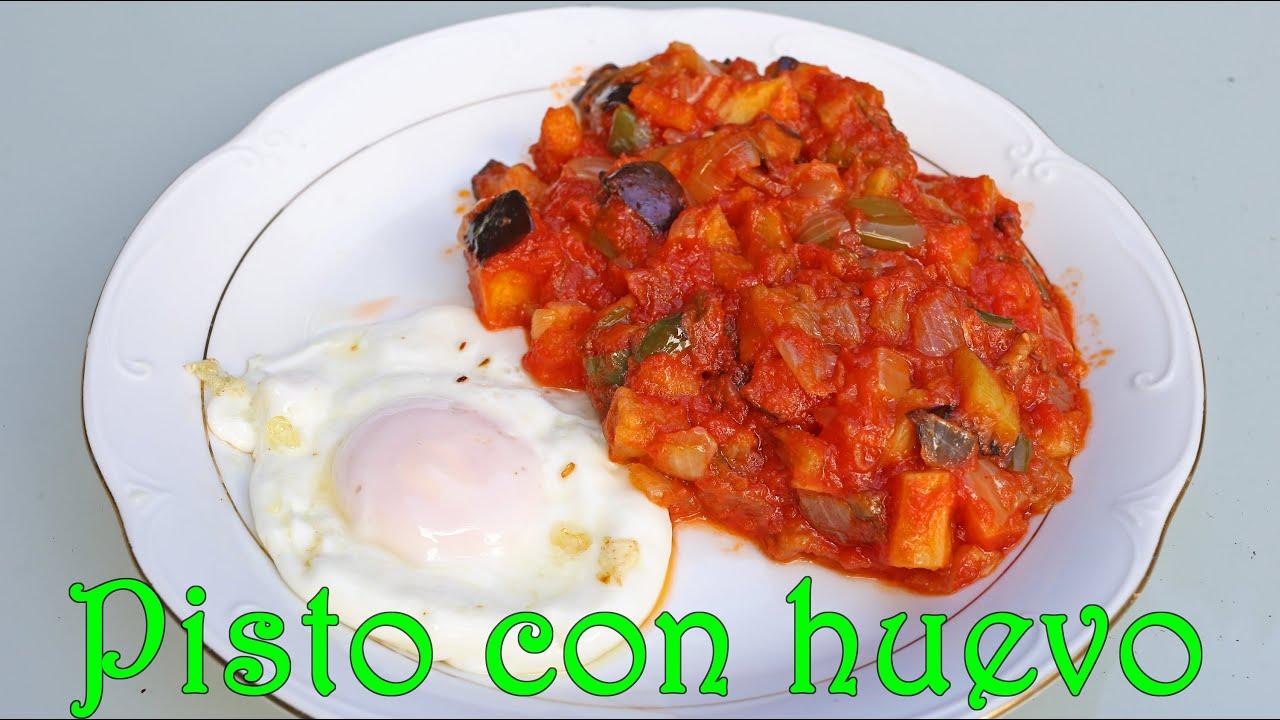 Recetas De Cocina Andaluza Tradicional | Pisto Andaluz Receta De Cocina Andalucia Espana Youtube