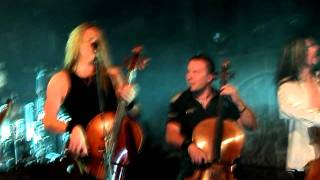 Apocalyptica - End Of Me feat. Tipe Johnson (live in Zagreb)