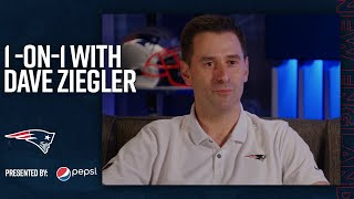Prepping for the 2021 NFL Draft & More | 1-on-1 with Dave Ziegler (New England Patriots)