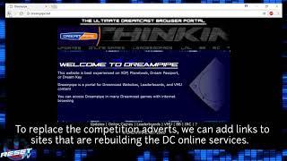 Metropolis Street Racer: Official Website Rebuild