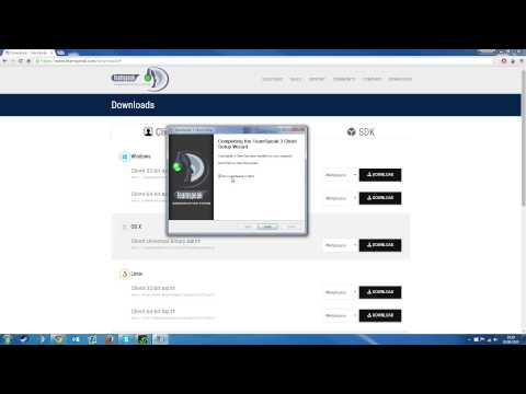 How to Download, Install, and configure Teamspeak 3!