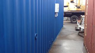 Переоборудование морского контейнера 40 футов HC PW в лабораторию(, 2017-05-15T21:46:10.000Z)