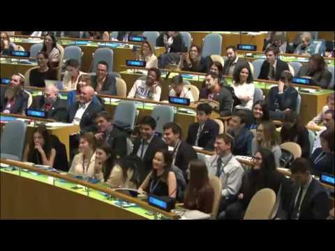 Comedian Elon Gold @ Ambassadors Against BDS Conference