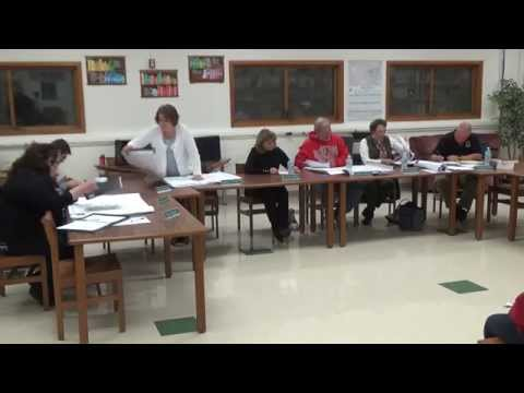 Midland School Board Meeting 11-09-15