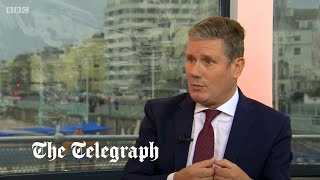 video: Keir Starmer: It's wrong to say 'only women have a cervix'