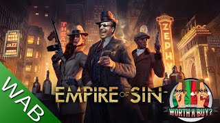 Empire of Sin Review - Buggy Malone! (Video Game Video Review)