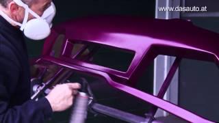 Easy Repair - Ganzteillackierung mit Lackspray [HD]