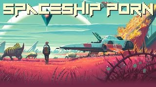 SPACESHIP PORN | No Man's Sky Fighters VS BSG Viper MkII ► Discussion / Vlog