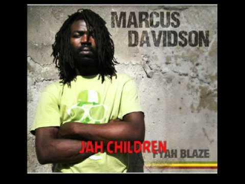MARCUS DAVIDSON - JAH CHILDREN