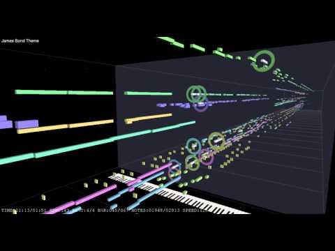 James Bond - Theme Song IMPOSSIBLE REMIX