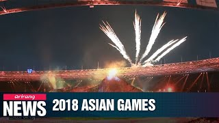 The world's second largest sporting event opens in style