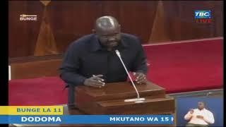 LIVE: KIPINDI CHA MASWALI NA MAJIBU BUNGENI