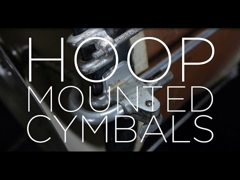 """Back in Time: Hoop Mounted Cymbals"" - Cymbal Series, Part 1"